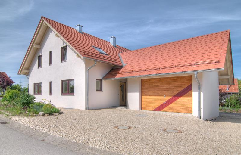 pin einfamilienhaus mit garage der familie schellmoser in bischofswiesen on pinterest. Black Bedroom Furniture Sets. Home Design Ideas